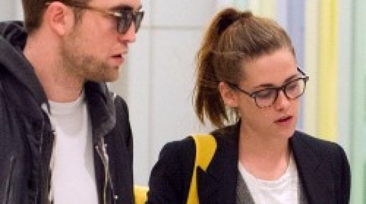 Kristen Stewart e Robert Pattinson