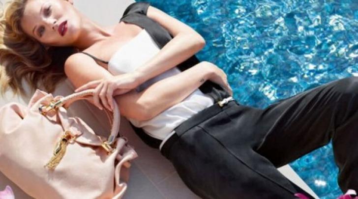 Kate Moss testimonial di Liu Jo
