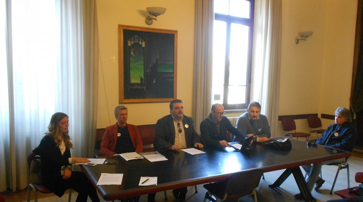 Conferenza su Ombrina Mare