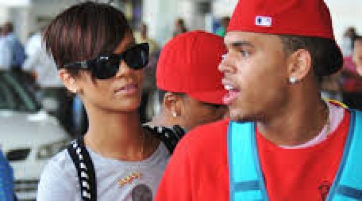 Chris Brown e Rihanna