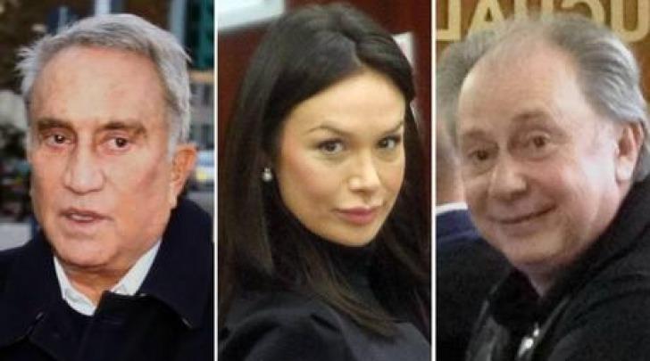 Emilio Fede, Nicole Minetti, Lele Mora