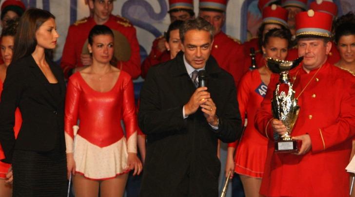 Il presidente Pagano al del Festival Internazionale di Bande Musicali