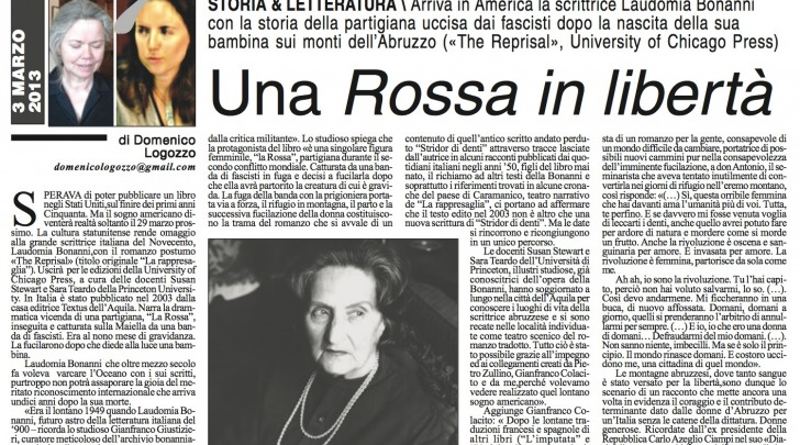 Laudomia Bonanni