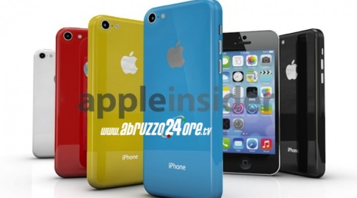 iPhone 5s e iPhone low cost