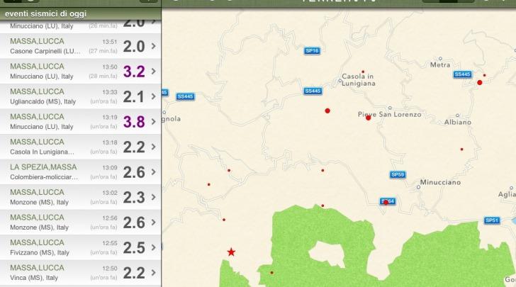 terremoti Massa