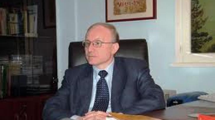 Donato Carlea, provv. reg. Opere pubbliche