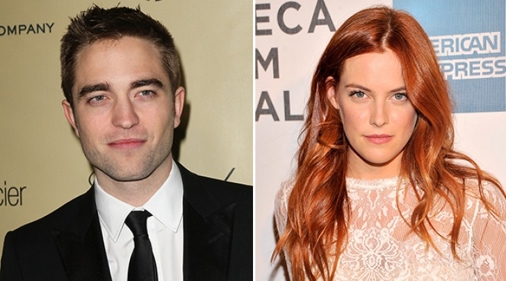 Robert Pattinson - Riley Keough