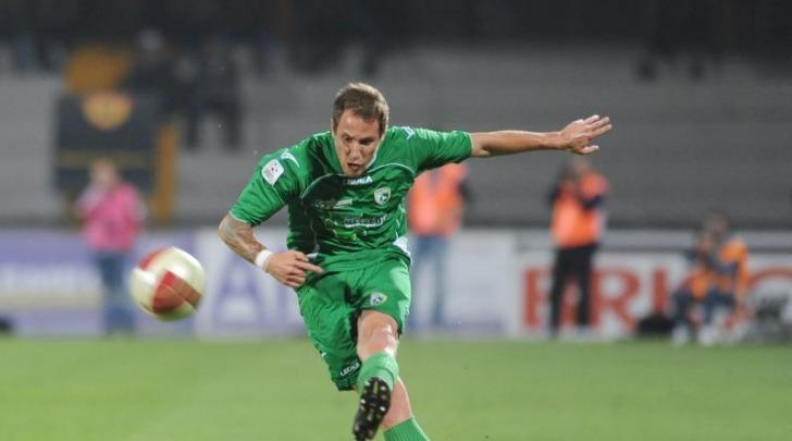 Gianluigi Bianco, ha conquistato la B con l' Avellino