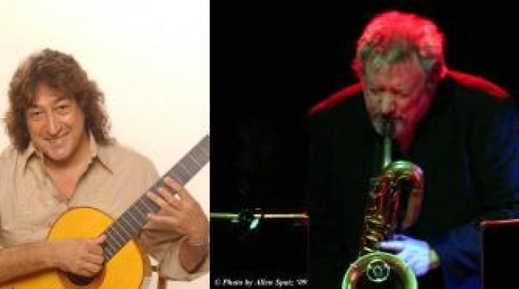 Toninho Horta e Ronnie Cuber