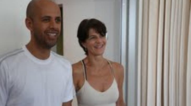 I coreografi Jesus Laredo e Maria Laura Zaldivar