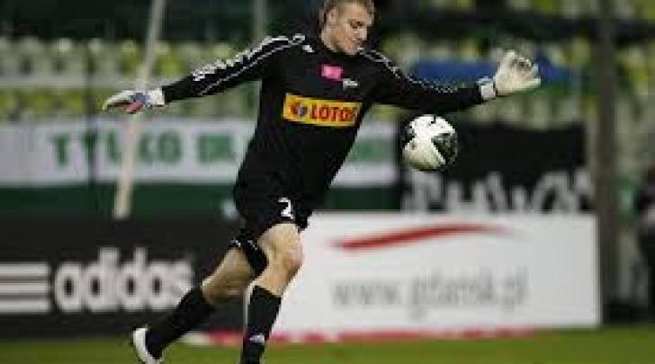 Wojciech Pawlowski ai tempi del Lechia Gdànsk