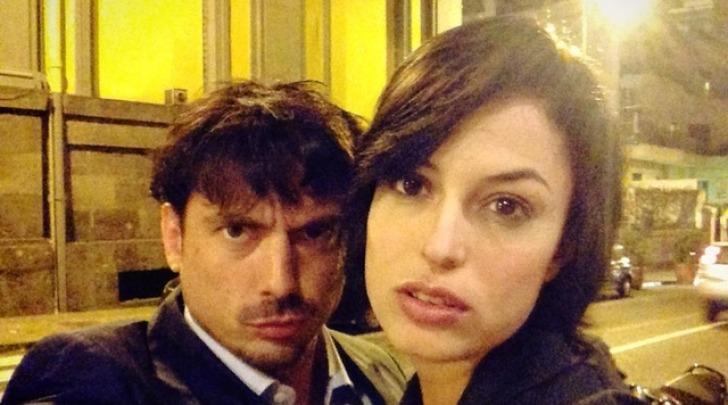 Sara Tommasi e Stefano Ierardi