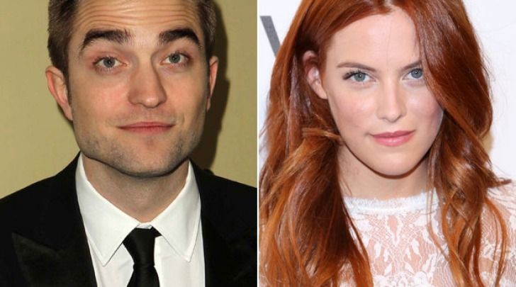 Robert Pattinson - Riley Keough