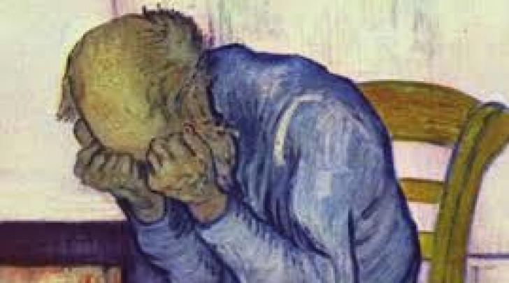 Sulla soglia dell'eternità Vincent Van Gogh
