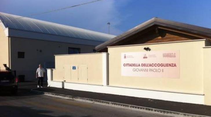 Cittadella dell'Accoglienza a Pescara