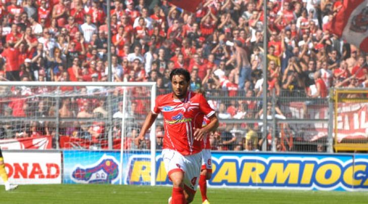 Gennaro Esposito, l' anno scorso in prestito a Perugia