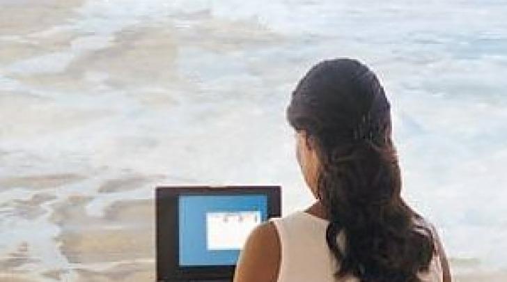 wifi libero spiaggia