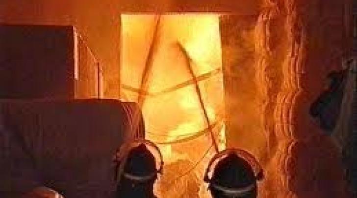 Vigili del Fuoco - Spegnimento incendio appartamento