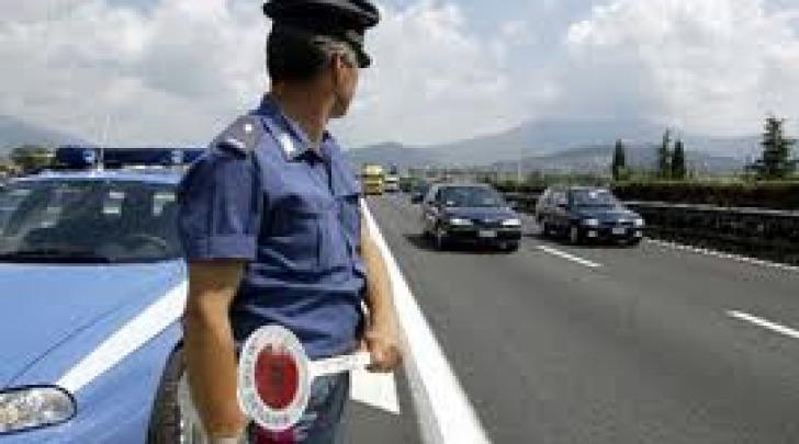Polizia stradale - foto di repertorio