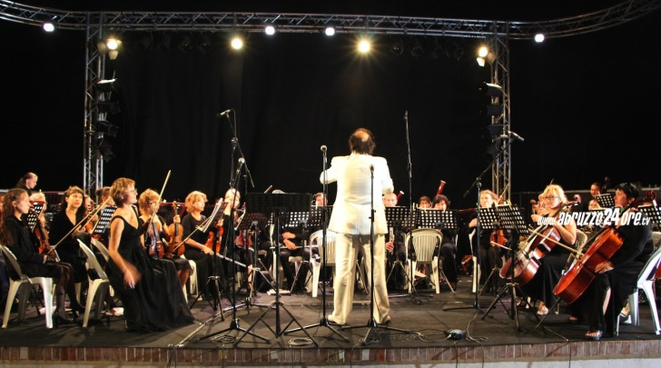 Grande Orchestra Sinfonica del Direttore Leonardo Quadrini