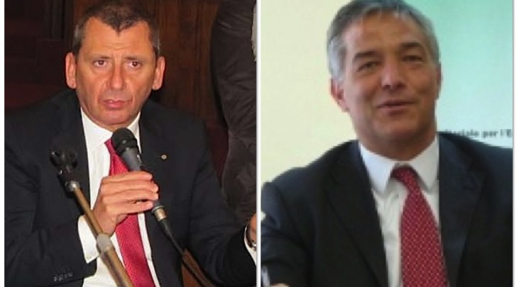 Luigi Arbore Mascia e Paolo Costanzi