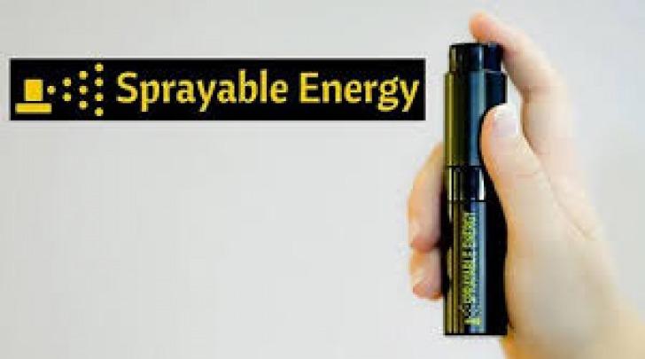 Lo Sprayable Energy