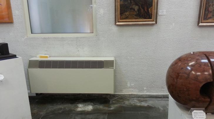 """Un'immagine del museo """"Cascella"""""""