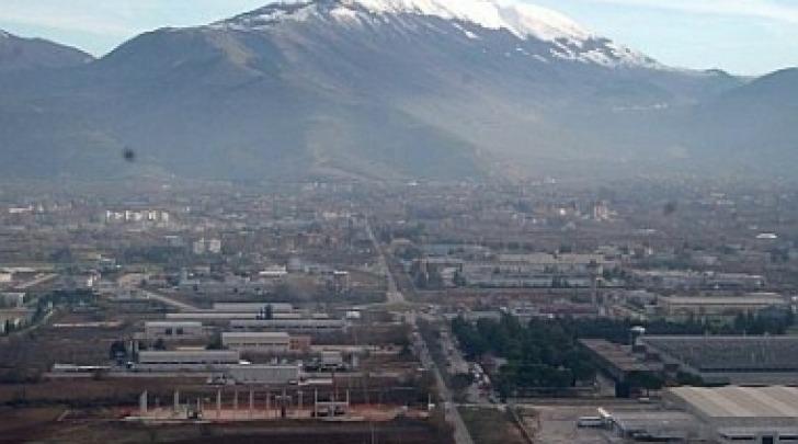 Il nucleo industriale di Sulmona