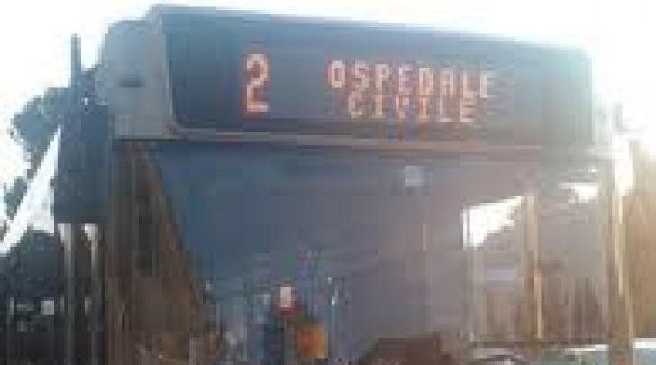 L'autobus linea 2 di Teramo - foto repertorio