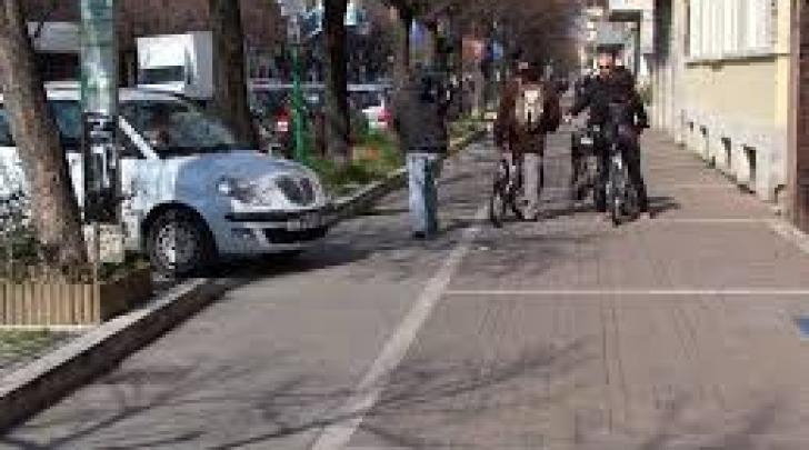 Viale Pindaro a Pescara