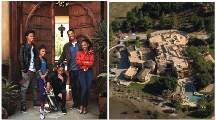 La famiglia Smith vende la villa di Calabasas
