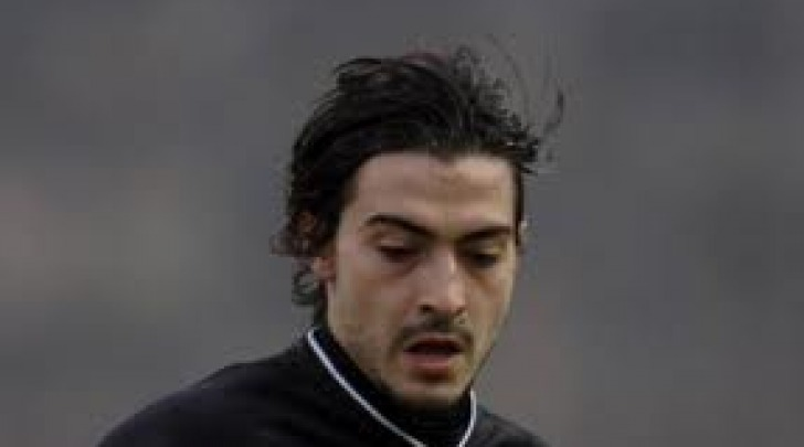 Matteo Paro ai tempi della Juventus