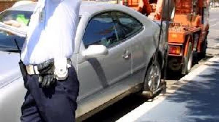 Carro attrezzo- rimozione auto