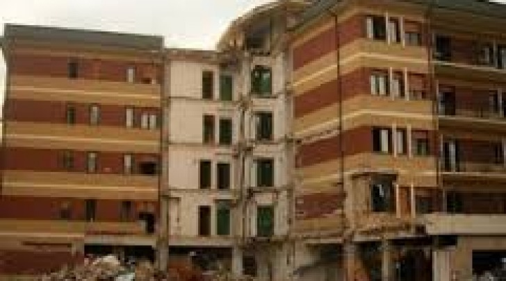Casa dello studente - terremoto L'Aquila