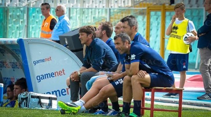Panchina Pescara calcio
