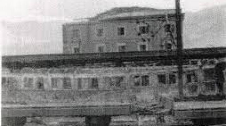 Bombardamento stazione Sulmona 1943
