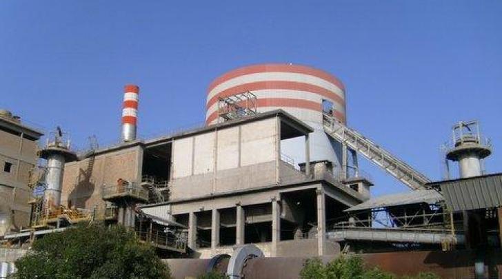 Il cementificio di Pescara