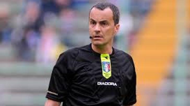 arbitro Ciampi