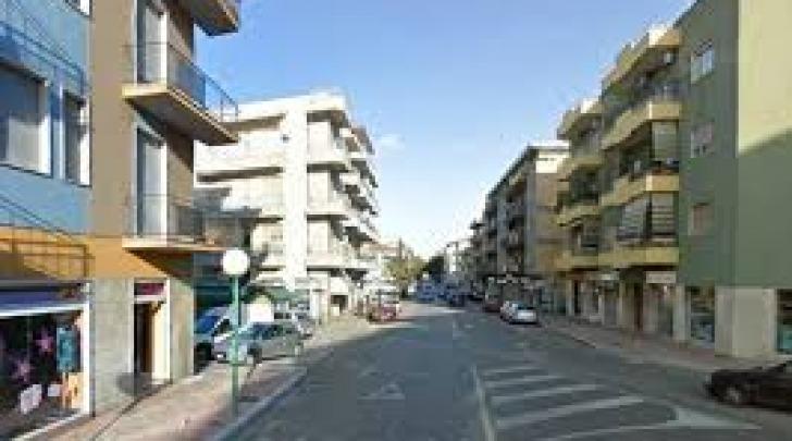 Via del Circuito a Pescara