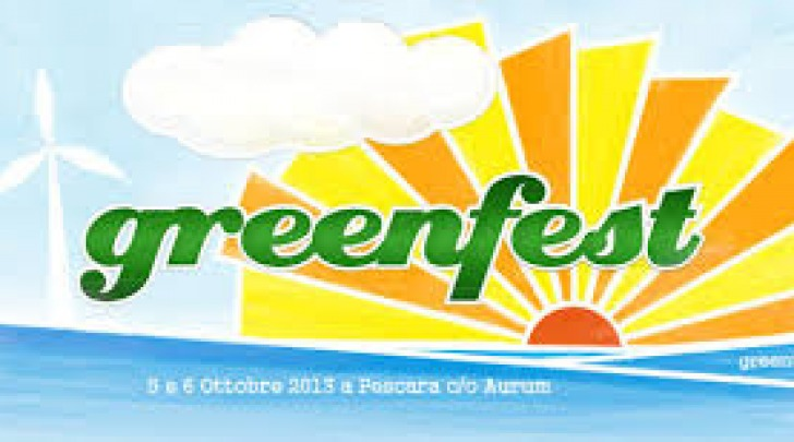 La locandina del GreenFest 2013