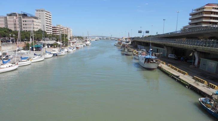 Il porto di Pescara
