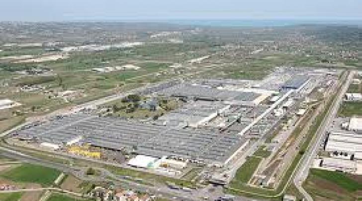 La zona industriale della Val Peligna
