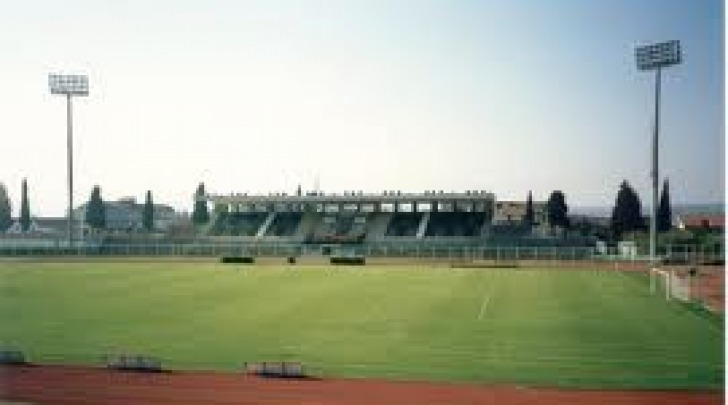 "Lo stadio ""Guido Angelini"""