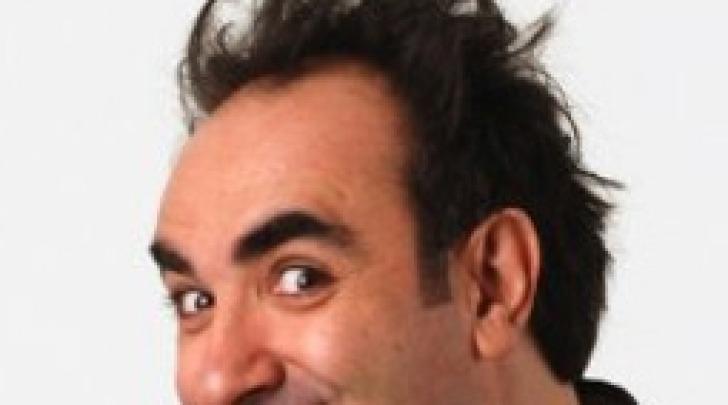 Il comico Vincenzo Olivieri