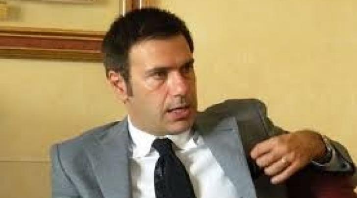 Il presidente della Povincia di Pescara Guerino Testa