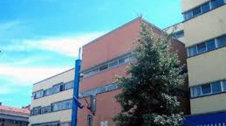 Un istituto scolastico di Pescara