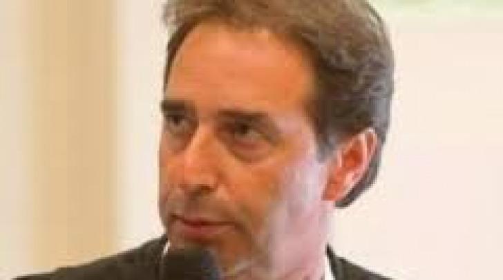 L'assessore alla Ricostruzione Pietro Di Stefano