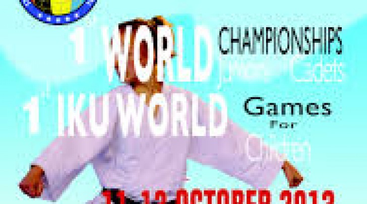 Campionato juniores karate
