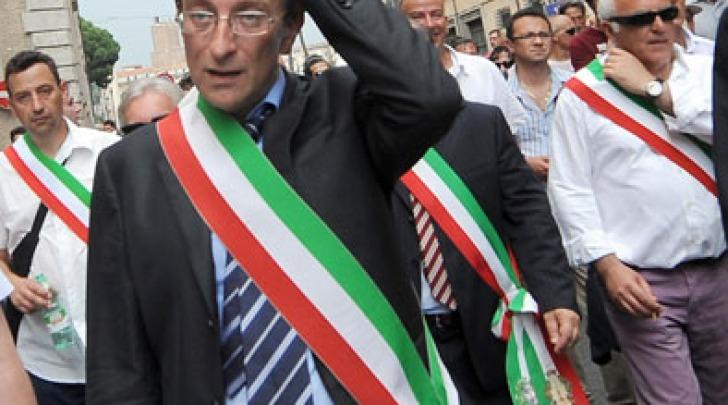 Il sindaco Massimo Cialente