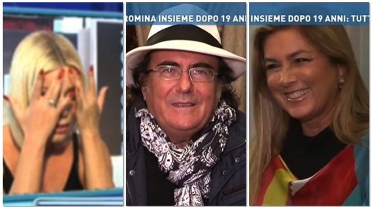 Loredana, Al Bano, Romina